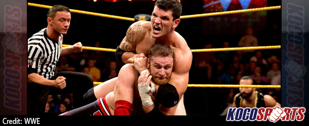 Video: WWE NXT coverage – 09/04/14 – (Sami Zayn vs. Marcus Louis)
