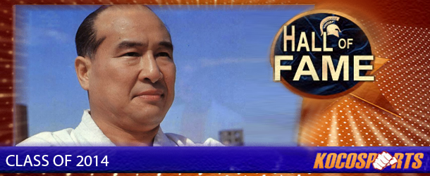 Mas Oyama inducted into the Kocosports Combat Sports Hall of Fame