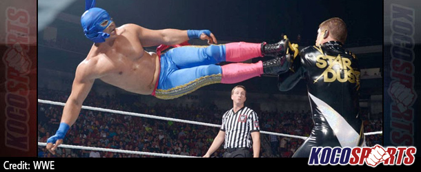 Video: WWE Main Event coverage – 09/02/14 – (Los Matadores vs. Goldust & Stardust)