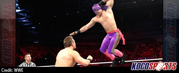 Video: WWE Monday Night Raw Coverage – 11/10/14 – (Los Matadores vs. The Miz & Damien Mizdow)