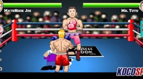 Combat Sports Arcade: Mathnook Boxing – (Flash Game)