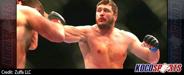 Matt Mitrione signs a big money, four fight deal to compete with Bellator MMA