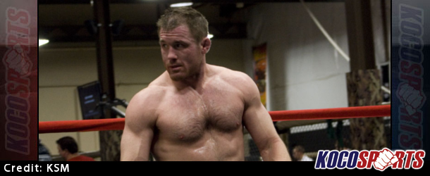 One phone call from Dana White is all that UFC Legend Matt Hughes needs to get back into the octagon