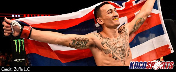 Max Holloway says he wants to retire Jose Aldo in their title unification bout at UFC 212 in Rio De Janeiro, Brazil