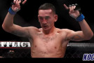UFC Fight Night 74 results – 08/23/15 – (Max Holloway wins after Charles Oliveira's first-round injury)
