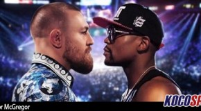 Conor McGregor vs. Floyd Mayweather SuperFight confirmed for August 26th in Las Vegas