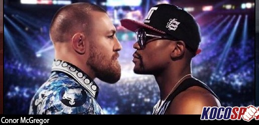 Video: Showtime releases epic promotional video for Floyd Mayweather vs. Conor McGregor