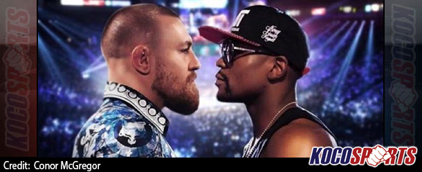 Floyd Mayweather vs. Conor McGregor superfight rumored to take place on September 16th