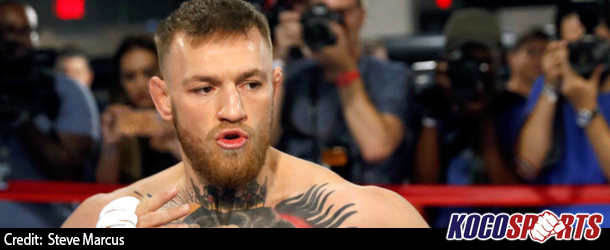 Conor McGregor expects an even shorter fight based on NSAC's decision to permit 8oz gloves