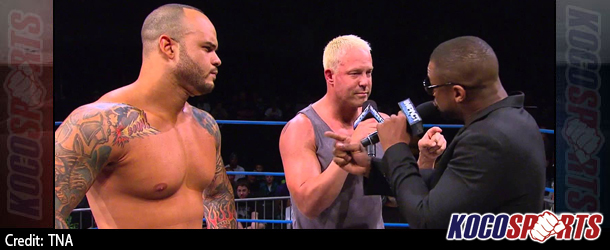 Video: TNA Impact Wrestling Coverage – 11/12/14 – (Kenny King explains his actions against Chris Melendez)