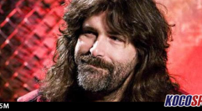 Mick Foley says he was embarrassed by the behavior of fans during the Nikki Bella vs. Sasha Banks match on WWE Monday Night Raw