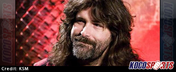 "Mick Foley says he will address the ""controversy"" over WWE hiring his son as a creative assistant"