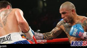 Miguel Cotto will not fight again in 2016; 35 year old aaiming for an early 2017 return