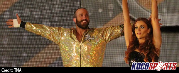 Mike Bennett and Maria Kanellis reportedly sign with WWE as part of the Smackdown Division
