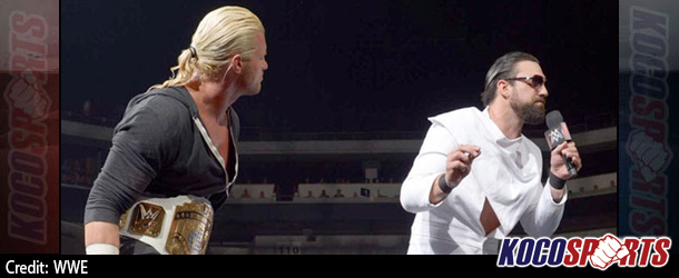 """Video: WWE Main Event coverage – 09/02/14 – (""""Mizdow TV"""" with Dolph Ziggler)"""