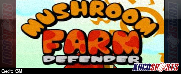 Max Arcade: Mushroom Farm Defender – (Flash Game)