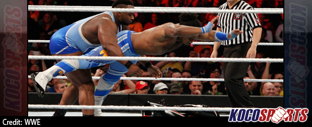Video: WWE Monday Night Raw Coverage – 12/15/14 – (The New Day vs. Gold & Stardust)