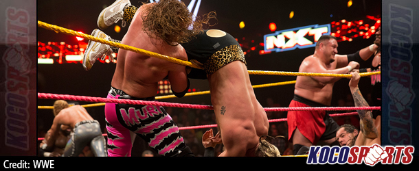 "Podcast: Koco's Corner – ""WWE NXT"" review – 10/14/15 – (No. 1 Contender Battle Royal; Nia Jax debuts!)"