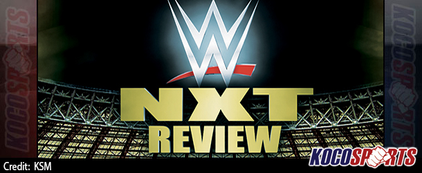 Audio: Koco's Corner – 10/02/14 – (WWE NXT Review; Tyson Kidd gets last chance at NXT Title)