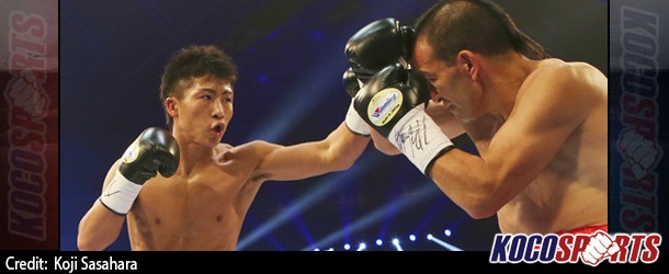 Naoya Inoue wins 8th career fight over Omar Narvaez by KO, earns 2nd world title