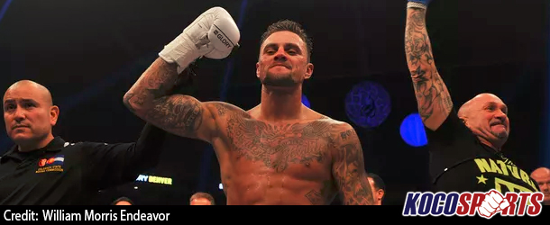 GLORY 34 results – 10/22/16 – (Holzken defeats Groenhart by unanimous decision to retain welterweight title)