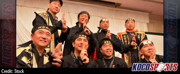 "Tokyo's 2020 Olympic games to feature a ""Ninja Council"" as part of their tourism efforts"