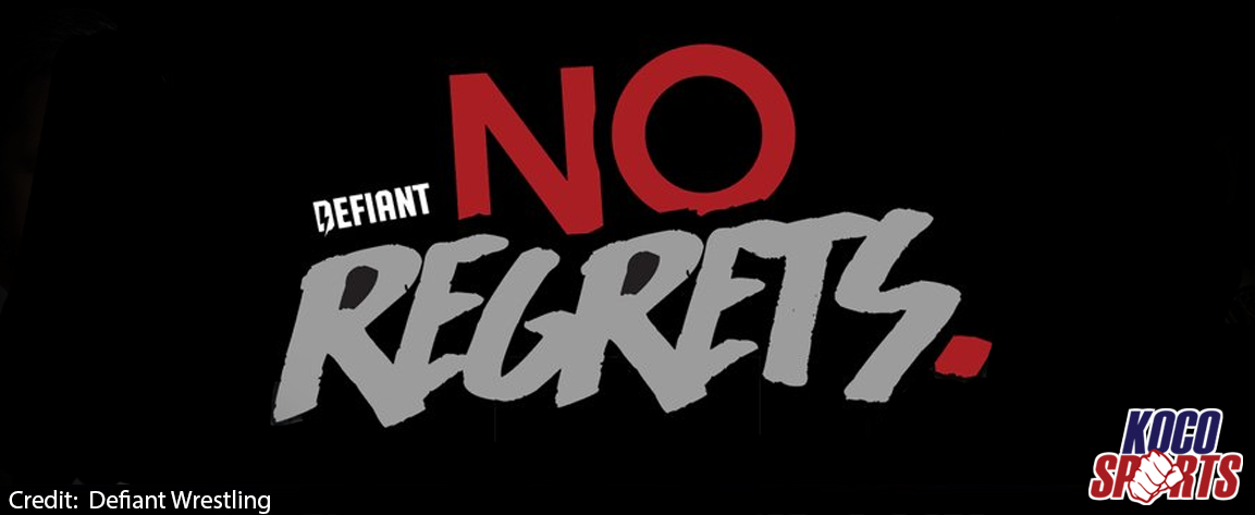 "Video: Defiant Wrestling – ""No Regrets"" – 28/04/18 – (Full Show)"