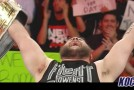 Kevin Owens to becomes a two-time WWE Intercontinental Champion on Monday Night Raw