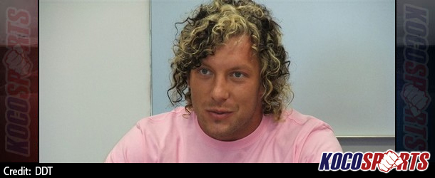 Kenny Omega leaving DDT and signs a deal with New Japan Pro Wrestling