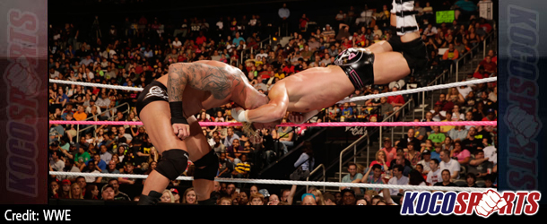 Video: WWE Monday Night Raw coverage – 10/13/14 –  (Randy Orton vs. Dolph Ziggler)