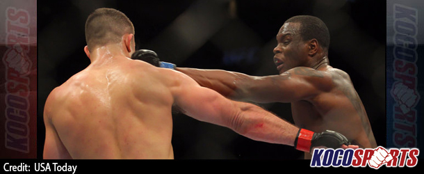 UFC Fight Night 56 results – 11/08/14 – (St. Preux knocks out Rua in 34 seconds)