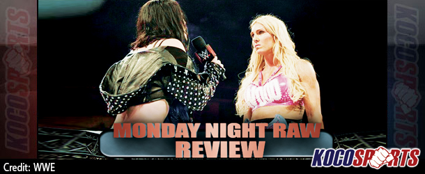 """Podcast: Koco's Corner – """"WWE Raw"""" review – 09/21/15 – (Paige drops a PipeBomb!)"""