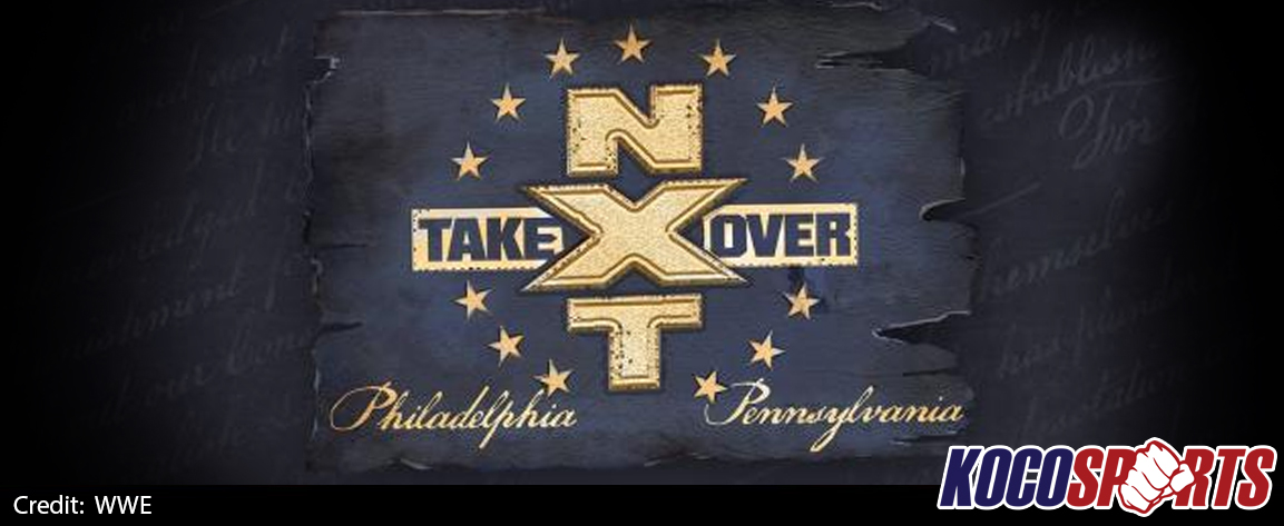 "Video: NXT Takeover ""Philadelphia"" – 01/27/18 – (Full Show)"