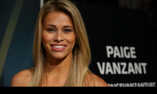 Paige VanZant has agreed to a fight date for her return to the UFC