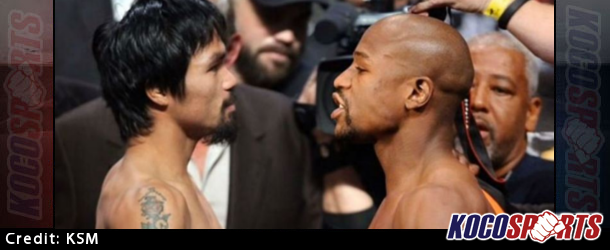 The suggested PPV retail price for Mayweather Jr. vs. Pacquiao is $99.95