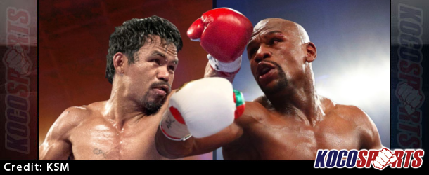 Promoters now offering tickets to the Manny Pacquiao vs. Floyd Mayweather weigh-in