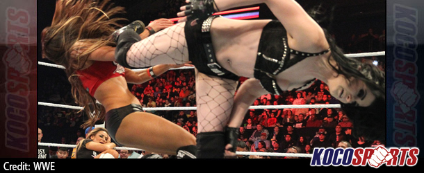 Video: WWE Monday Night Raw Coverage – 01/05/15 – (Natalya Neidhart vs. Nikki Bella)