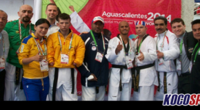 Para-Taekwondo championships due to make first major appearance in Asia and Africa