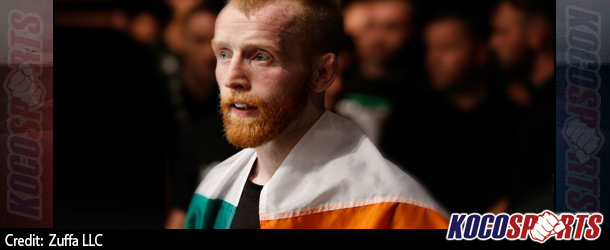 Video: Ireland's Patrick Holohan confronts Ricardo Lamas over his anti-McGregor stunt