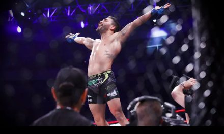 Bellator Newcastle results – 02/09/19 – (Freire edges Scope; Browning submits Chalmer)
