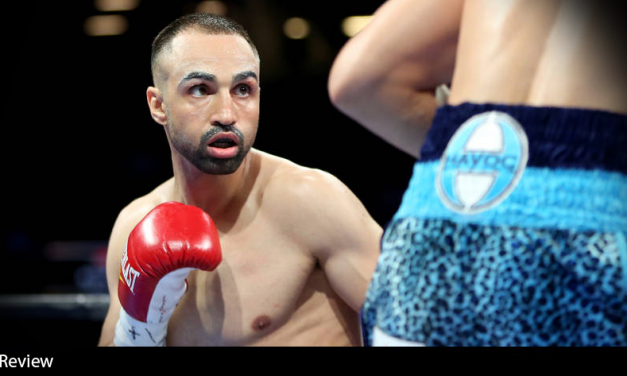 "Paulie Malignaggi has some harsh words for ""quitter"" Conor McGregor on Twitter"