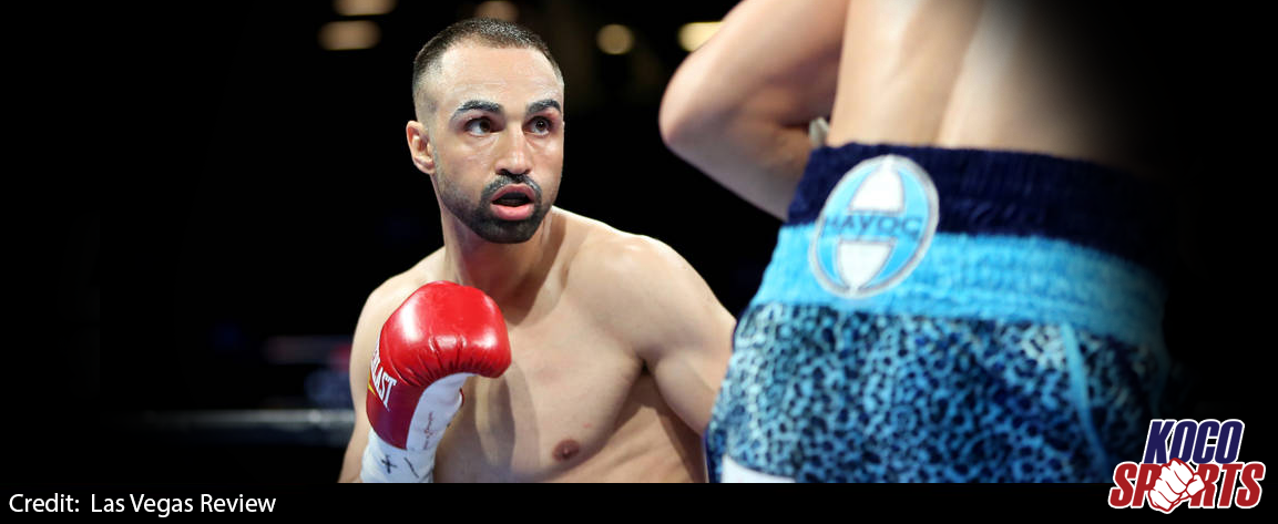 """Paulie Malignaggi has some harsh words for """"quitter"""" Conor McGregor on Twitter"""