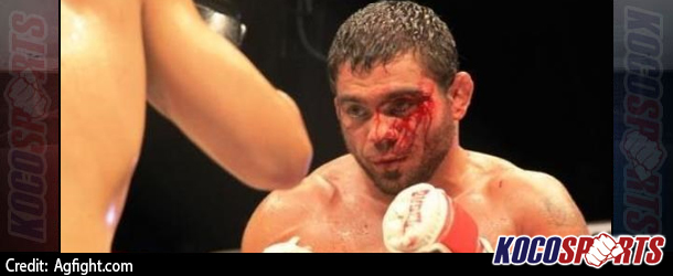 Former WEC middleweight champion, Paulo Filho, shot during party in Brazil; condition unknown