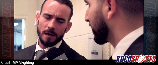 Video: Michael Landsberg conducts an extremely awkward interview with CM Punk