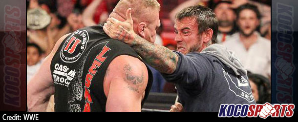 Pendred mocks Punk's WWE backround; Punk says he made more money on WWE travel expenses than Pendred has in his UFC career