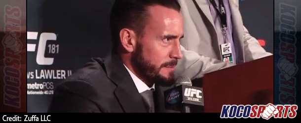"Training CM Punk for his UFC debut is an ""exciting challenge"" says Duke Roufus"