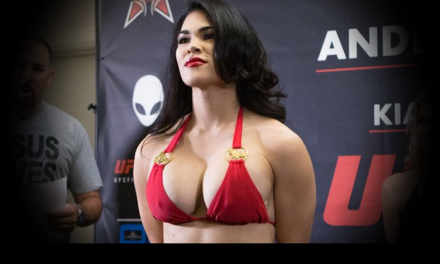 Police launch assault investigation into attack on Rachael Ostovich; out of UFC's Jan 19th event