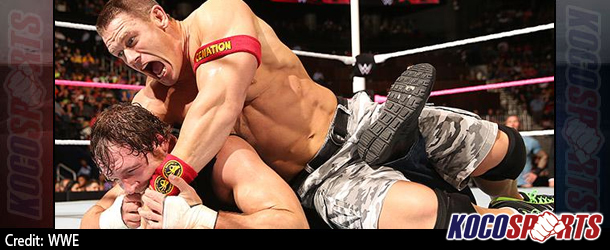 WWE Monday Night Raw results & footage – 10/13/14 – (Ambrose heads to 'Hell' against Rollins; Cena enters Viper's nest!)
