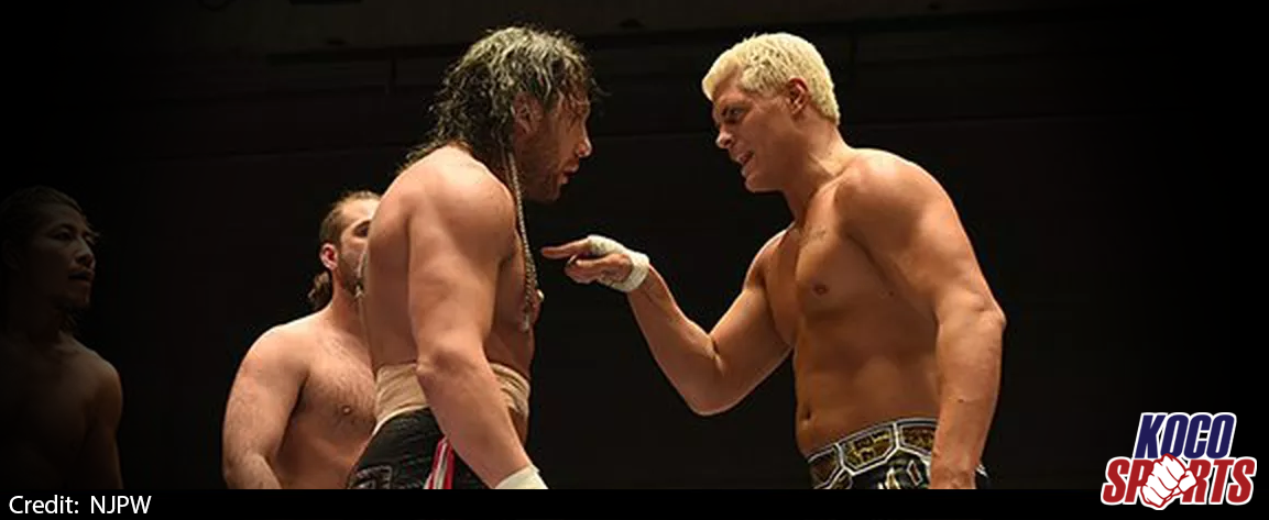 "Kenny Omega calls Cody Rhodes' Bullet Club ""the evil project of a WWE reject"""