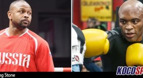 Roy Jones Jr. to meet with Dana White regarding a potential superfight with Anderson Silva